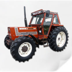 Traktorin Osat
