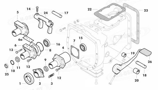 wiring diagrams   massey ferguson 135 parts diagram